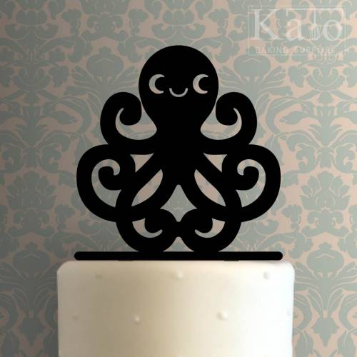 Octopus Cake Topper 100