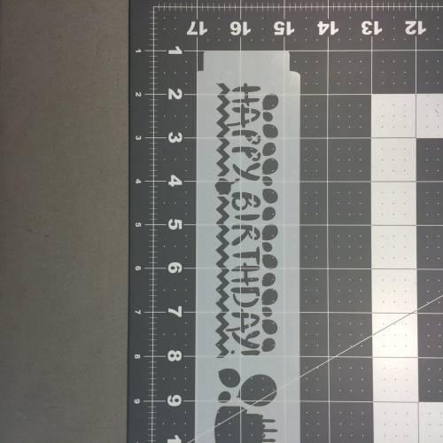 Happy Birthday Stencil Strip 100 (1)