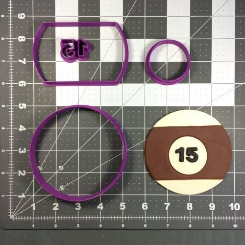 15 Ball 100 Cookie Cutter Set