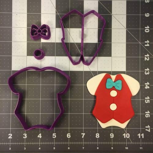 Baby Bodysuit 103 Cookie Cutter Set