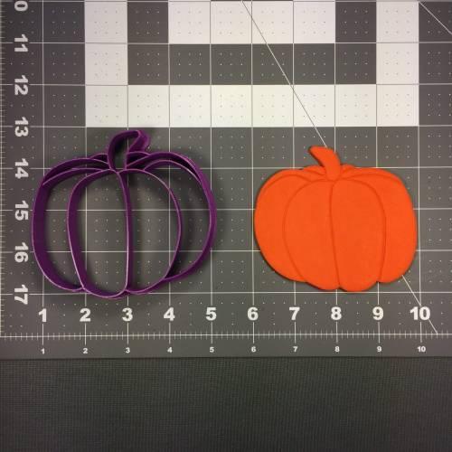 Pumpkin 105 Cookie Cutter