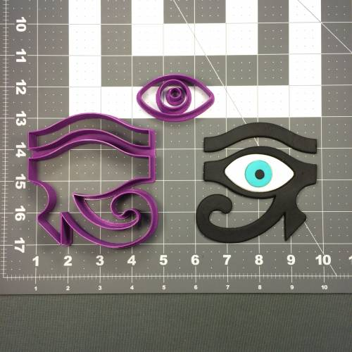 Egyptian Eye 100 Cookie Cutter Set