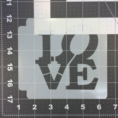 Love Stencil 101