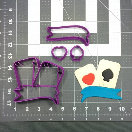 Aces 101 Cookie Cutter Set