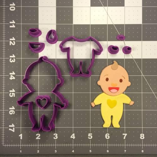 Baby 103 Cookie Cutter Set