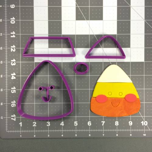 Candy Corn 103 Cookie Cutter Set