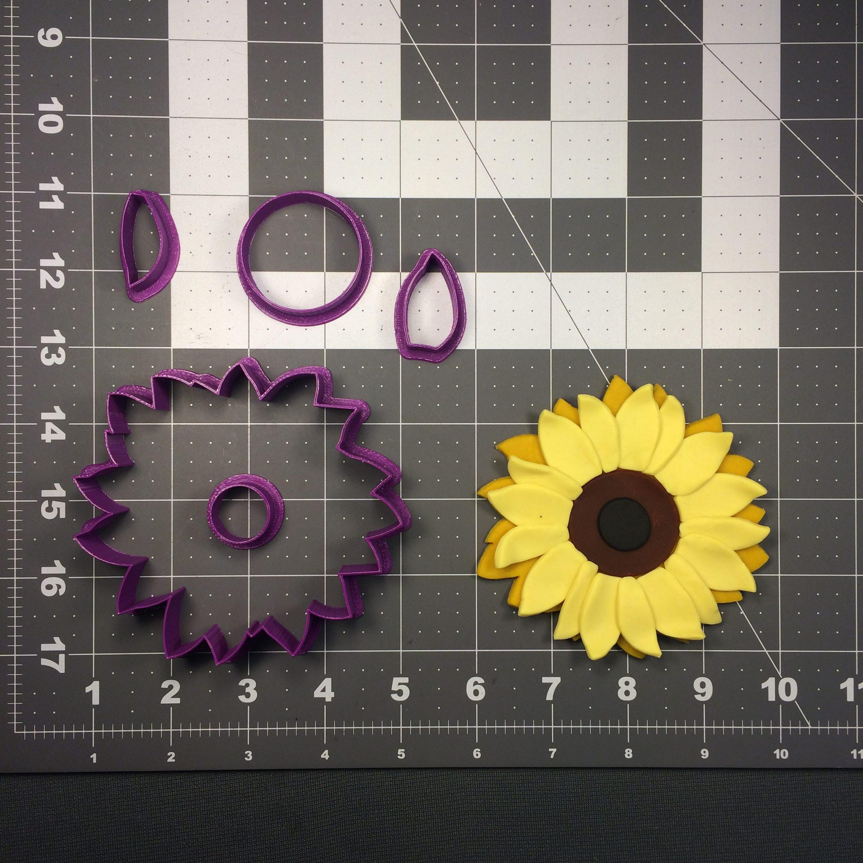Sunflower 102 Cookie Cutter Set