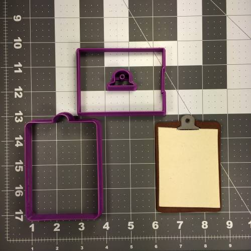 Clipboard 266-098 Cookie Cutter Set