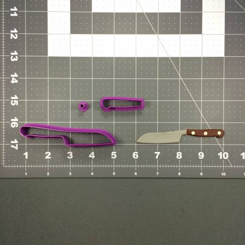 Knife 266-132 Cookie Cutter Set