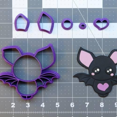 Bat 266-970 Cookie Cutter Set