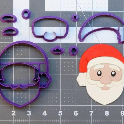 Christmas - Santa Claus 266-984 Cookie Cutter Set