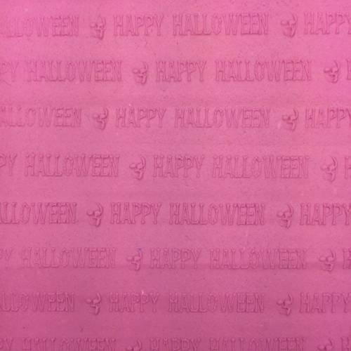 Happy Halloween 765-020 Rolling Pin (Close)